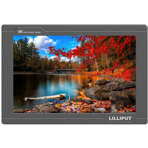 "Монитор Lilliput FS7 7"" 4K HDMI/3G-SDI Monitor with L-Series Type Plate"