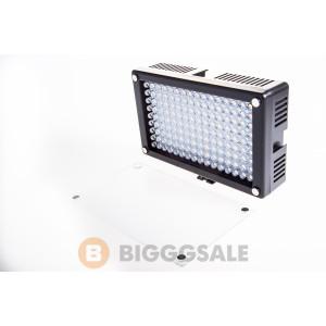Cветодиодный накамерный видео свет Lishuai LED-144AS (Би-светодиодная)
