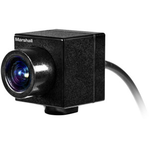 Камера Marshall Electronics CV502-WPMB Full HD Weatherproof Mini Broadcast Camera with 3.7mm Lens