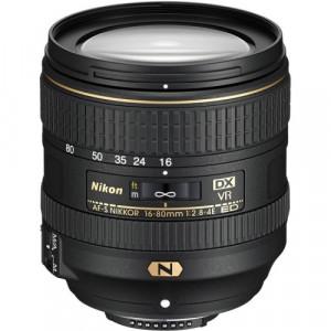 Nikon AF-S 16-80mm f/2,8-4E ED VR