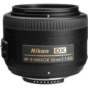 Nikon AF-S 35mm f/1.8G