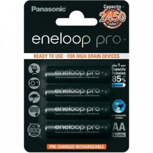 Аккумуляторы Panasonic Eneloop Pro AA 2500 mAh (4 шт) Оригинал