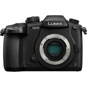 Panasonic Lumix DC-GH5 (Body Only)
