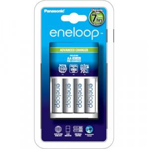 Зарядное устройство Panasonic Eneloop Advanced Charger BQ-CC17 4 x Eneloop AA