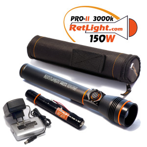 Led фонарь RetLight PRO-2 150W 3000K