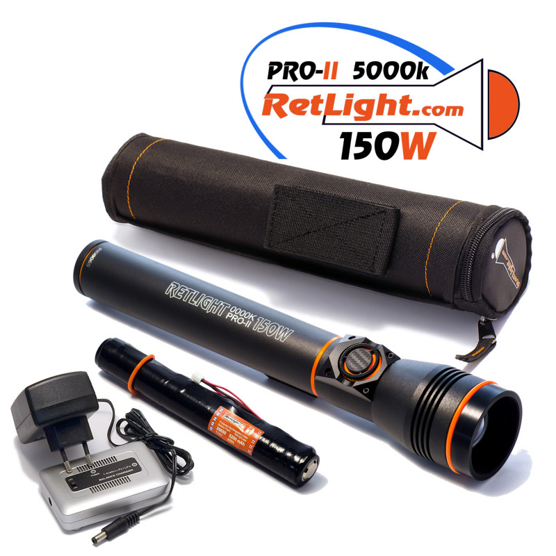 Led фонарь RetLight PRO-2 150W 5000K