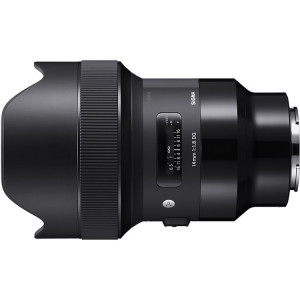 Sigma 14mm f1.8 DG HSM Art Lens for Sony E