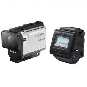 Экшн камера 4K Sony FDR-X3000 с пультом д/у RM-LVR3