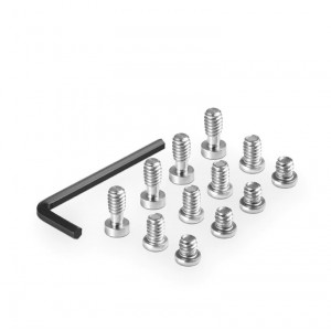 SmallRig Hex Screw Pack (12 pcs) 1713