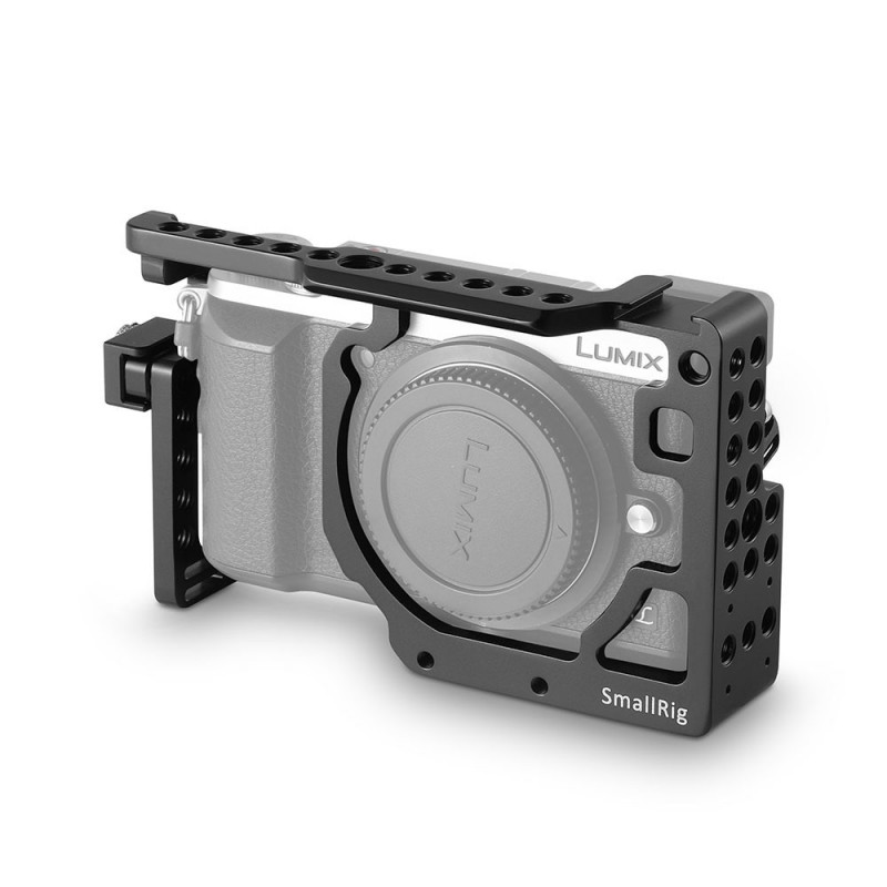 SMALLRIG Cage for Panasonic Lumix DMC-GX85/ GX80/ GX7 Mark II 1828