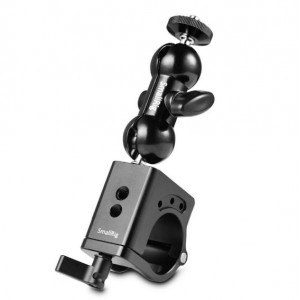 SMALLRIG 30mm Rod Clamp to Ball Head Arm for DJI ROINN & FREEFLY MOVI Pro Stabilizers 1927