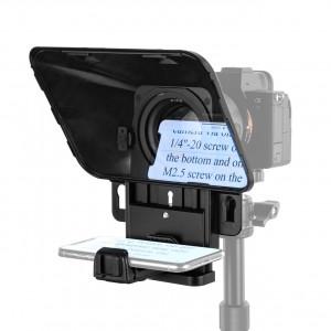 Компактный телесуфлёр SmallRig x Desview Portable Tablet / Smartphone / DSLR Teleprompter TP10 3374