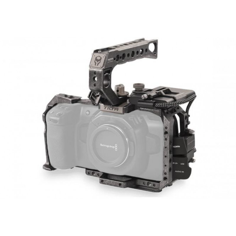 Кейдж Tilta Tactical Assault Armor Camera Cage for BMPCC4K-Basic Module