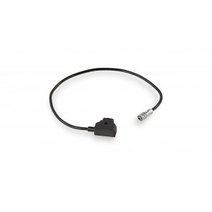 Кабель Tilta D-Tap to 2-Pin Power Cable for BMPCC 4K Cameras (TCB-BMPC-PTAP)