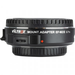 Переходник Viltrox EF-M2 II Canon EF Lens to Micro Four Thirds Camera Mount Adapter