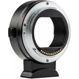 Переходник Viltrox EF-EOS R Lens Mount Adapter for Canon EF or EF-S-Mount Lens to Canon RF-Mount Camera