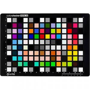Цифровая карта для калибровки цвета X-Rite Digital ColorChecker SG