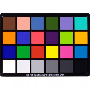 Система калибровки X-Rite ColorChecker Classic Card