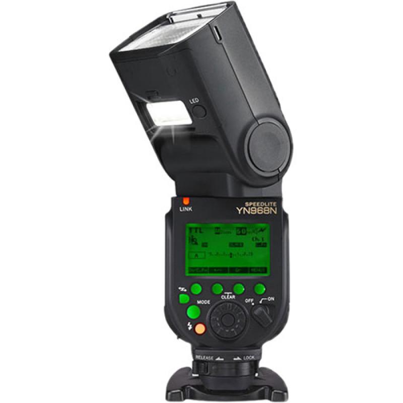 Вспышка Yongnuo YN968N для Nikon