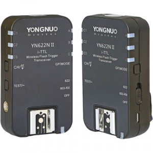 Синхронизатор Yongnuo i-TTL YN622N II для Nikon (2-Pack)