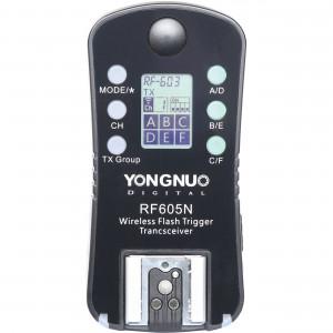 Синхронизатор Yongnuo RF-605-N для Nikon