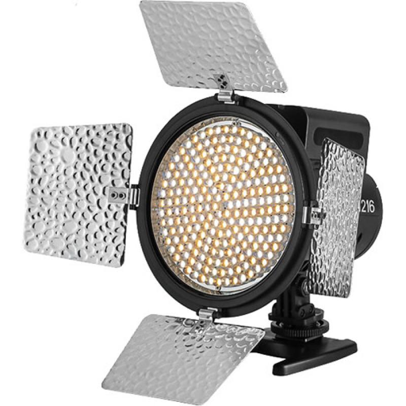 LED осветитель Yongnuo YN-216(3200-5500k)