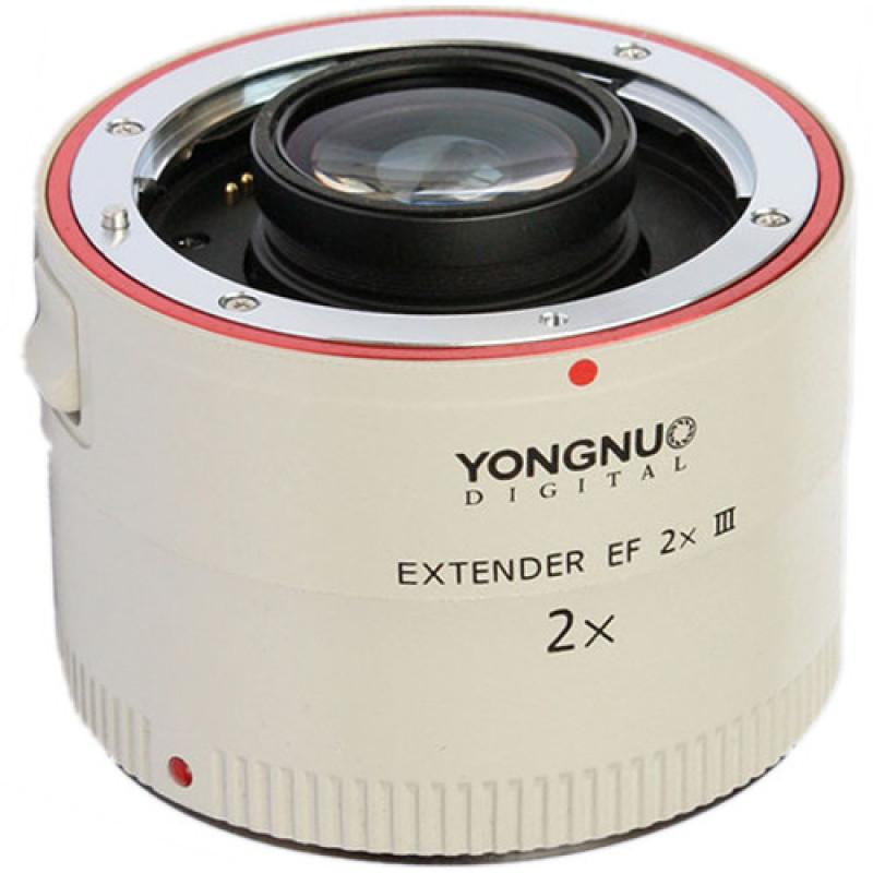 Телеконвертер Yongnuo YN-2.0X III для Canon EF