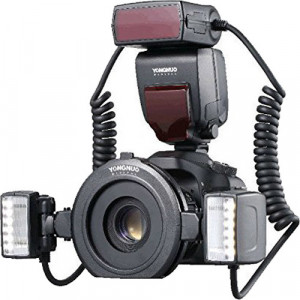 Макро вспышка Yongnuo YN24EX E-TTL II для Canon