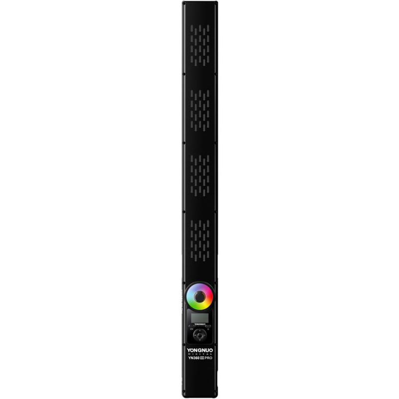 LED осветитель Yongnuo YN360IIIPRO (3200K-5500K) RGB