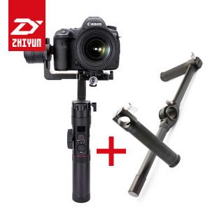 Zhiyun Crane 2 трехосевой стедикам+ двойные ручки