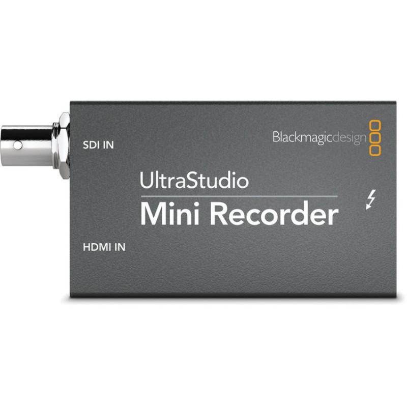 Мини-рекордер Blackmagic Design UltraStudio Mini Recorder