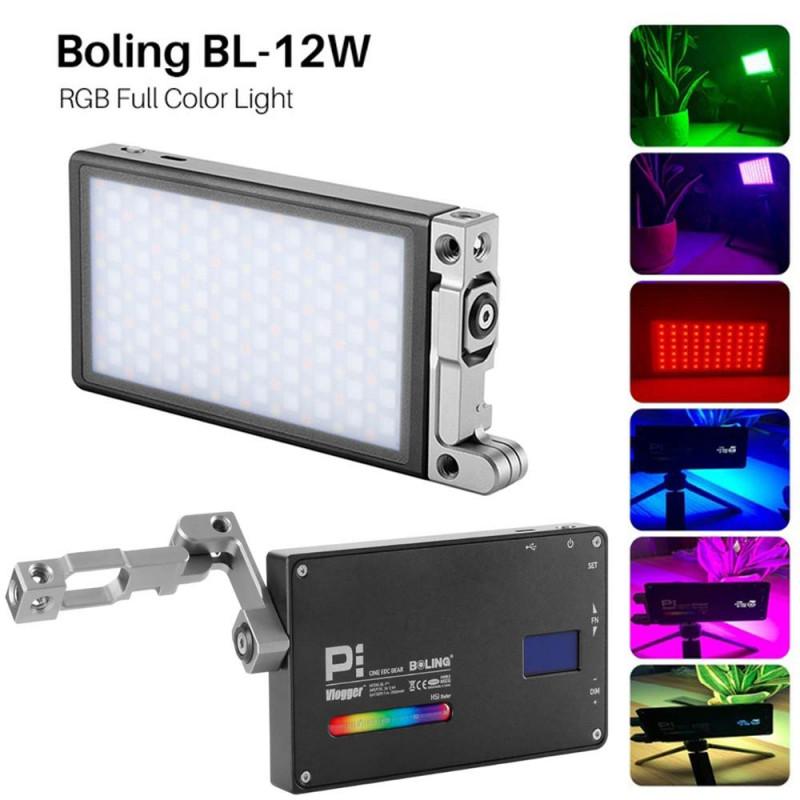 BOLING - BL-P1 Pocket LED RGB Video Light