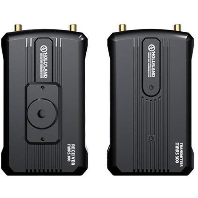 Набор беспроводного видео трансмиттера и ресивера Hollyland Mars 300