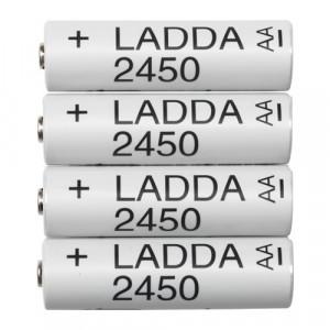 Аккумуляторная батарейка ИКЕА ЛАДДА, 703.038.76 HR6 AA 1.2V