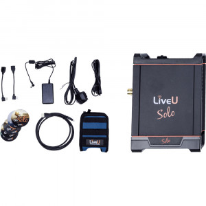 LiveU Solo HDMI Encoder Bundle