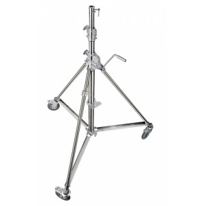 Стойка Manfrotto Avenger B6040X Super Wind Up 40 Stand with Braked Wheels