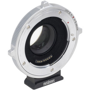 Metabones Canon EF Lens to Micro Four Thirds Camera T CINE Speed Booster XL 0.64x (Fifth Generation)