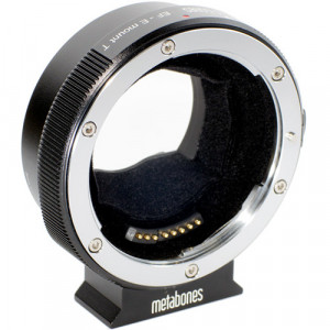 Metabones Canon EF to E-mount T IV (Black Matt)