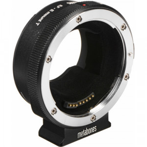 Metabones Canon EF to E-mount T V (Black Matt)