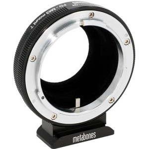 Metabones Canon FD to Micro FourThirds adapter T (Black Matt)
