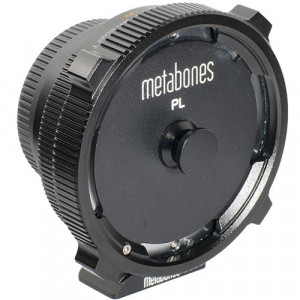 Metabones PL to Micro FourThirds T (Black Matt)