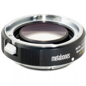 Metabones ALPA to Xmount Speed Booster ULTRA 0.71x (Black Matt)