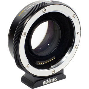 Metabones Canon EF to Emount T CINE Speed Booster ULTRA 0.71x (Black Matt)