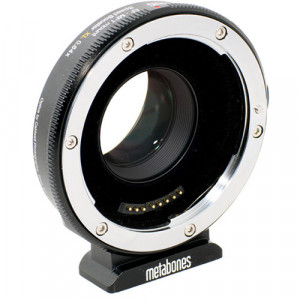 Metabones Canon EF to Micro FourThirds T Speed Booster XL 0.64x (Black Matt)