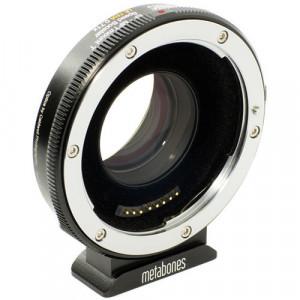 Metabones Canon FD to Micro FourThirdsSpeed Booster ULTRA 0.71x (Black Matt)