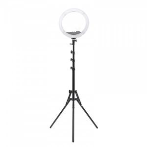 Кольцевой LED-свет для макияжа Mircopro RL-18IIK1