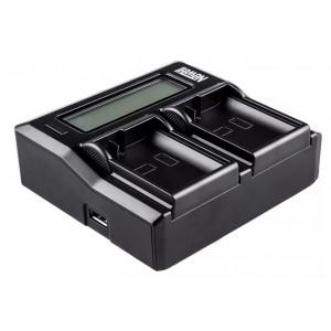 Зарядное устройство Newell DC DUAL LCD для Sony NP-FZ100