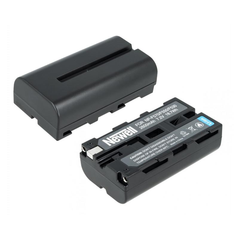 Аккумулятор Newell NP-F570 / F550 / F530