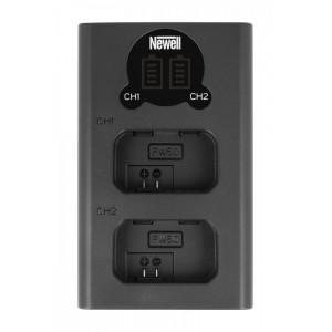 Зарядное устройство Newell DL-USB-C для NP-FW50
