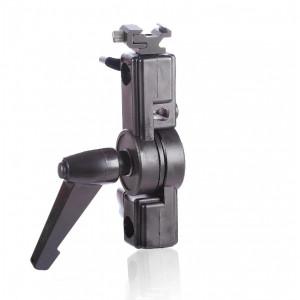 Шарнирный держатель вспышки и зонта Prolighting PLA5007